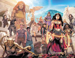 Wonder Woman Family 1