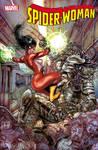 Spider-Woman vs Predator 1