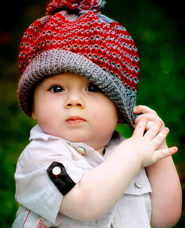صورطفولة فى غاية الجمال والروعة Happy_Hats_by_tbcevo