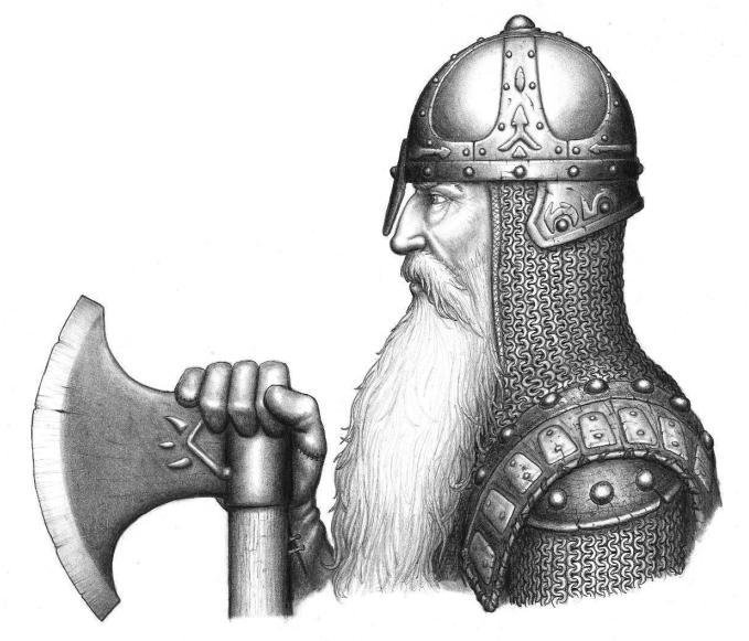 Thorin II, Escudo de Roble by BrokenMachine86