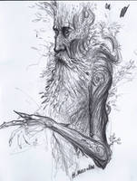 Ent sketch by BrokenMachine86