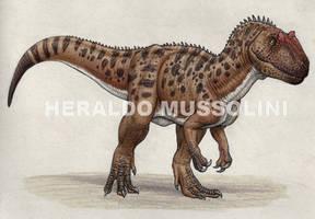 Piatnitzkysaurus by BrokenMachine86