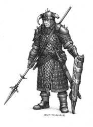 Dragon hunter by BrokenMachine86