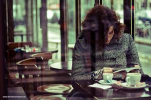 dans le cafe by dcamacho