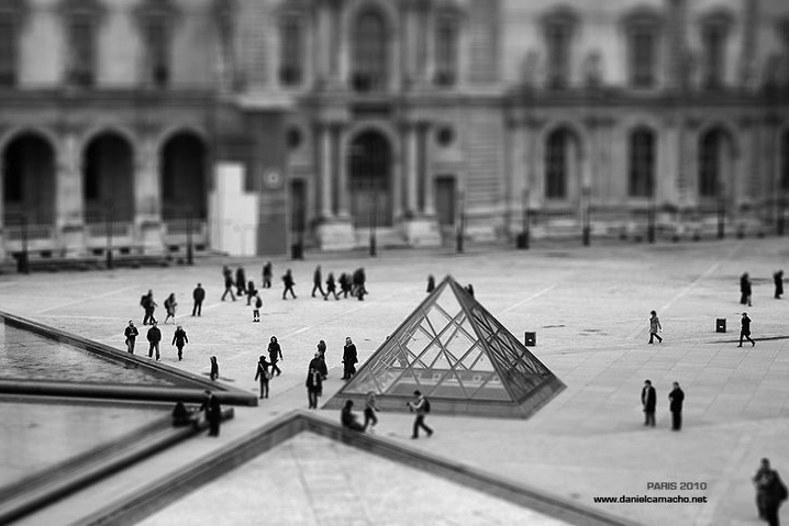 Paris TS by dcamacho