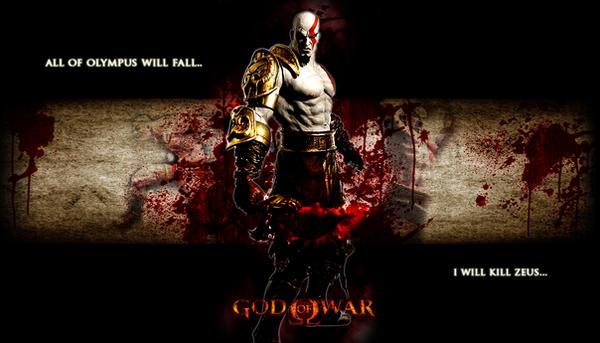 kratos by swordfish911