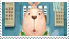 putin stamp by Lucetherapy