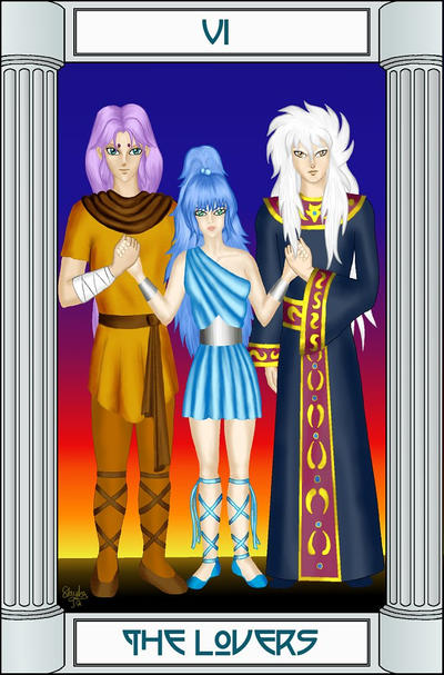 Diana,Mu+Minos for Marynchan by stayka