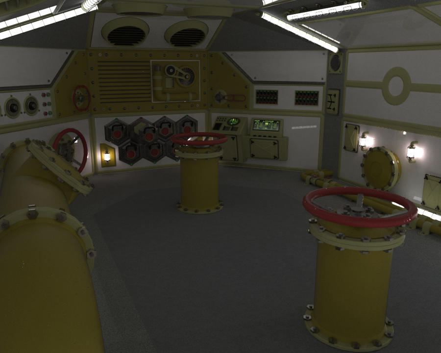 reactor room by demigogos