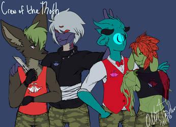 Dorks in a Crew by Fiishu