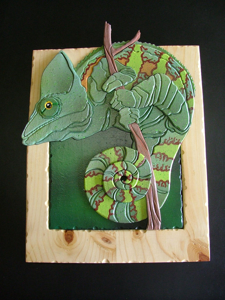 Chameleon by RamageArt