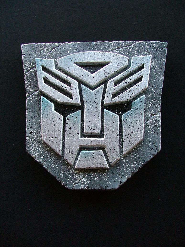 autobots logo by ramageart on deviantart
