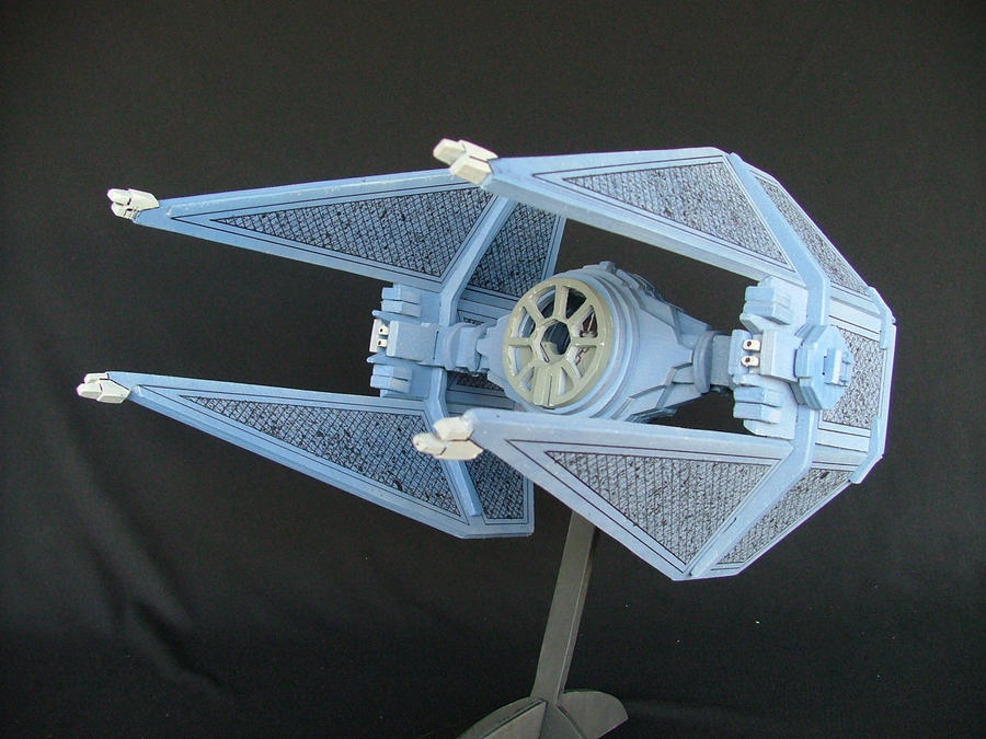TIE Interceptor Final 2 by RamageArt
