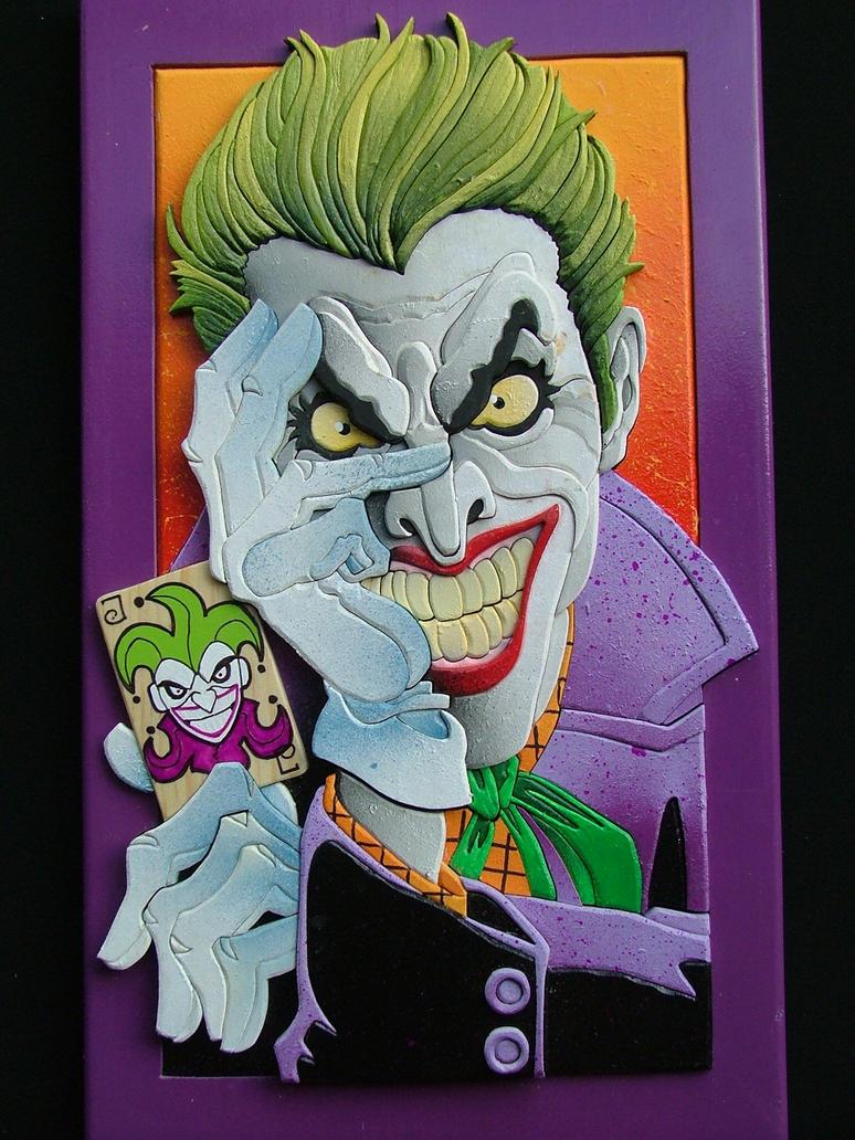 The Joker by RamageArt