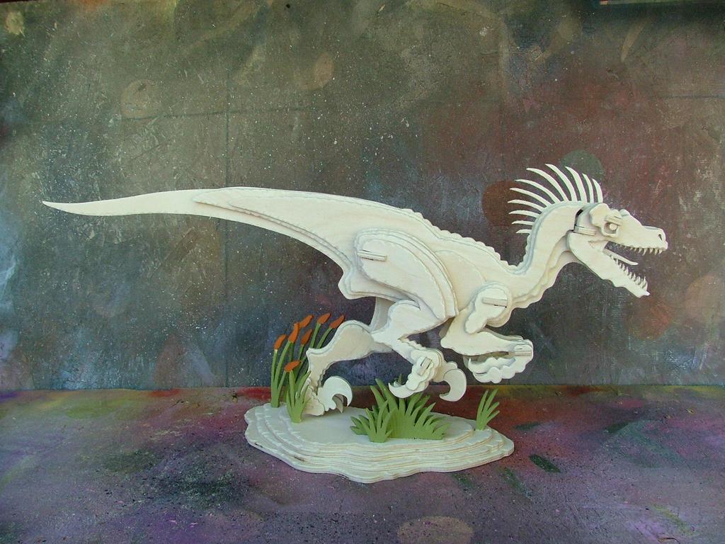 V Raptor (Unfinished) by RamageArt