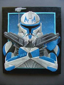 Captain Rex 501st