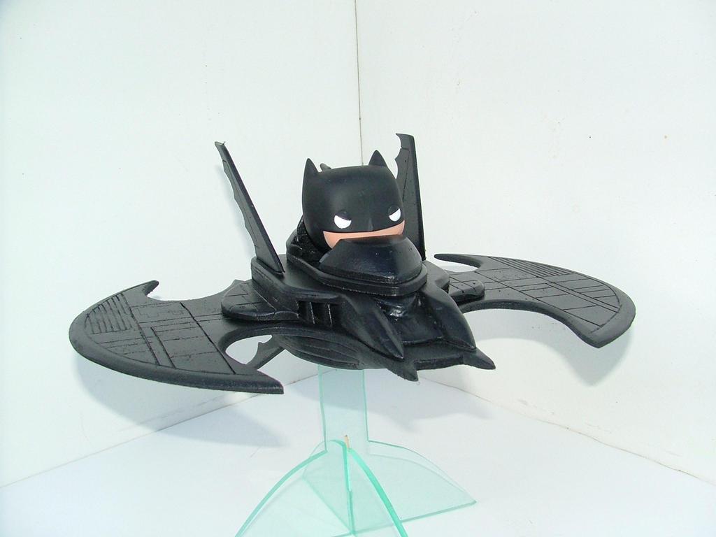BatWing For POP BatMan by RamageArt