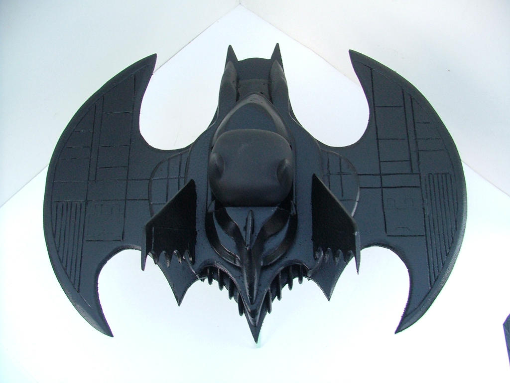 BatWing (Top View) by RamageArt
