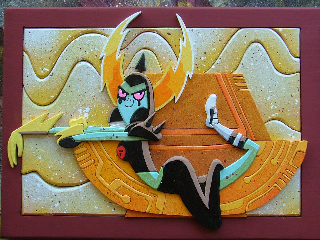 Lord Dominator (Done) by RamageArt