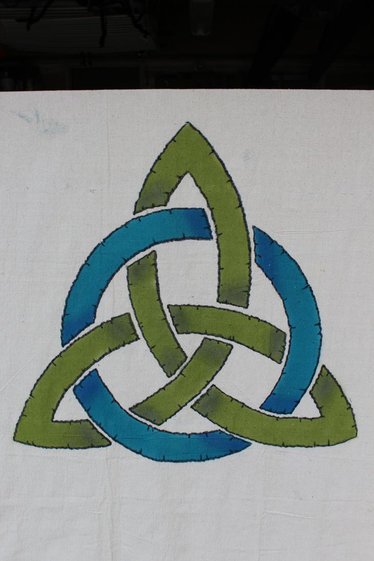 Celtic Trinity Knot by RamageArt