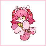 [AUCTION] Strawberry Shiba Inu (CLOSED)