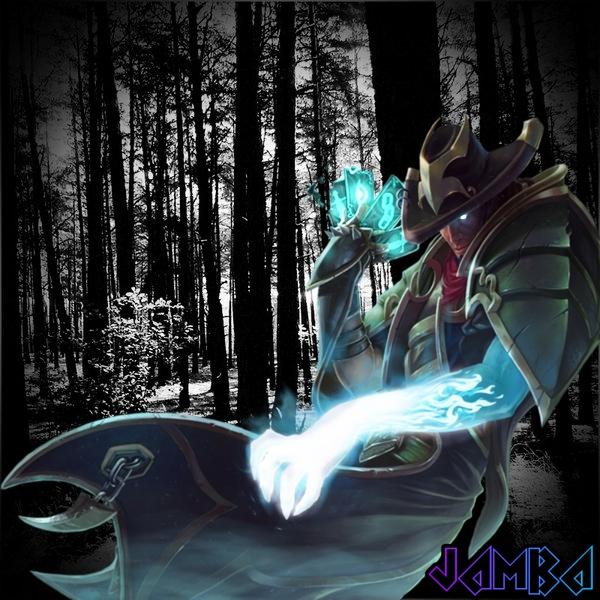Twisted Fate Underworld-By Jamba by JambaForTheWin on ...