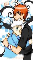 IchiHitsu is LOVE