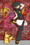 -Pokemon OC- Sayomi