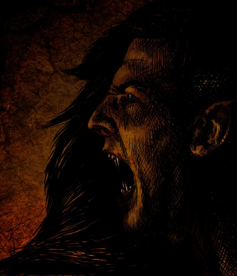 Vengeance Is Mine by Wraith-Shade