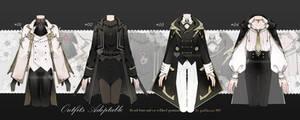 [Closed]Adoptable Costumes #07