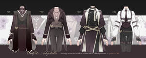 [Closed]Adoptable Costumes #09