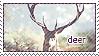 deer by Folkwe