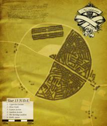 Map - Northheim - year 13n.d.e
