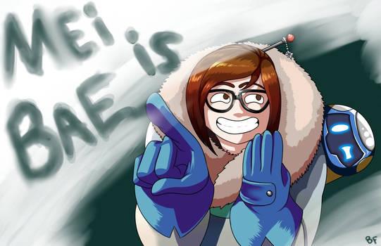 Bae is Mei