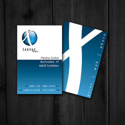 Textur Media BusinessCard by knobibrot
