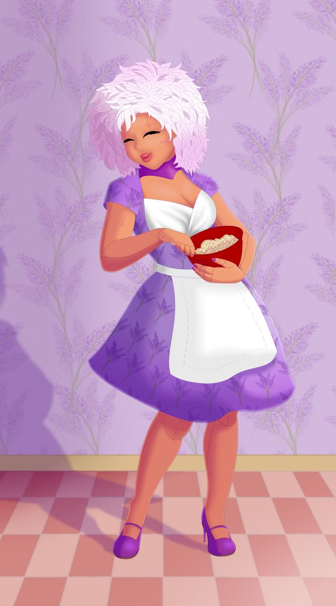 Lavender Waltz by poisonedlava