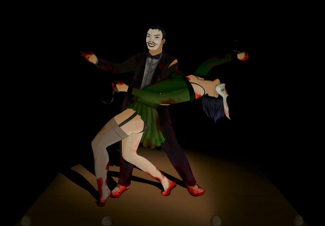 Sander Cohen - Last Dance by poisonedlava