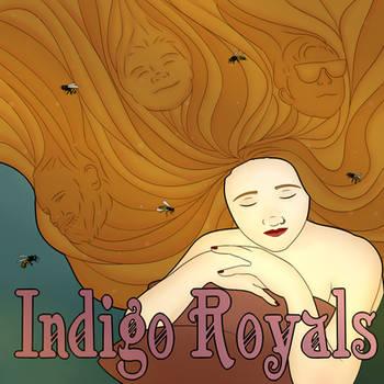 Indigo Royals by poisonedlava