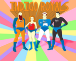 The Super Best Indigo Royals