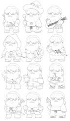 Dwarf Sheet