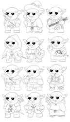 Goblin Sheet
