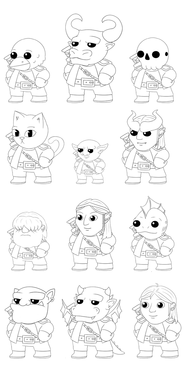 Fighter Sheet