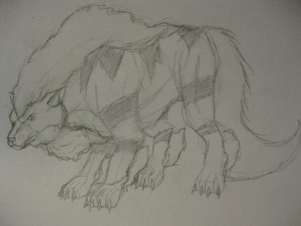 Realistic Arcanine by drgknot