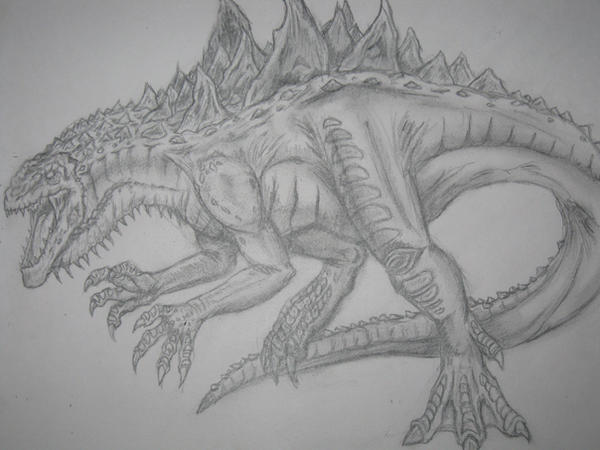 Zilla by drgknot
