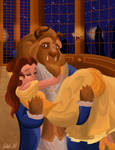 Belle and her Beast