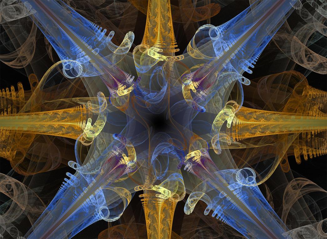 Spirals II by Alvenka
