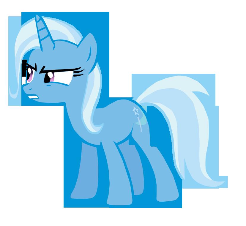 My little pony trixie vector - photo#11