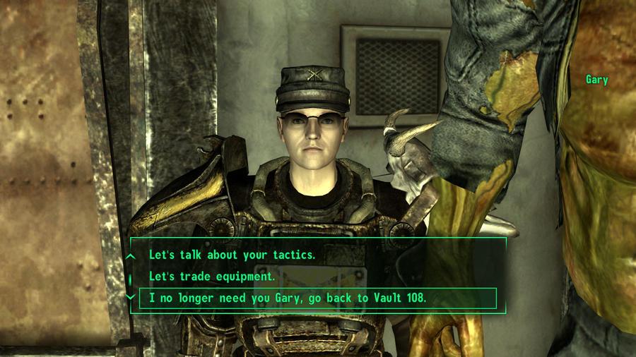 Fallout 3 Followers By Sarraklok On DeviantArt