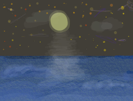 generic moon beach from muro