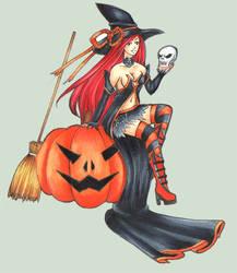Halloween 2012 by Lexou-chan